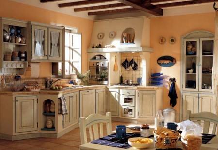 Colori pareti casa idee e consigli per la scelta foto pourfemme - Colori cucina pareti ...