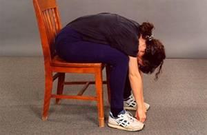 pilates schiena esercizio da seduto