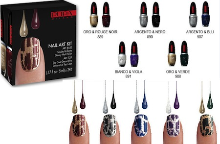 Smalto: il kit Nail Art di Pupa per unghie decorate in 5 minuti