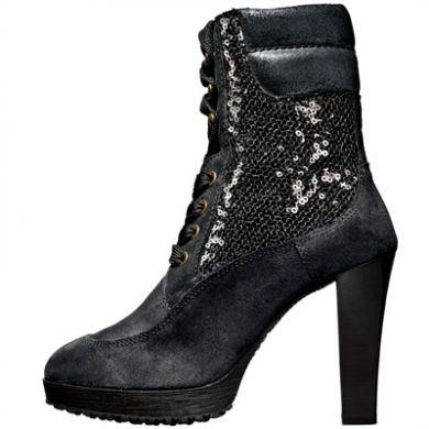 scarpe hogan stivaletto