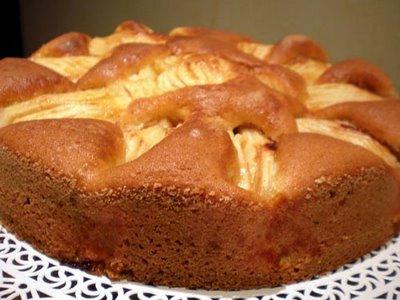 Ricette light: torta di mele dietetica