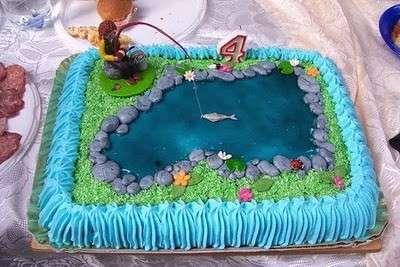 Decorazioni torte di compleanno per i tuoi bambini