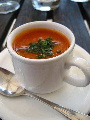 zuppa carotenoidi