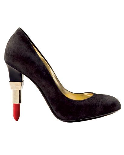 Alberto Guardiani, i Lipstick Heels conquistano le celebrities