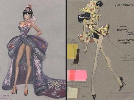 Victoria's Secret: gli abiti per Katy Perry