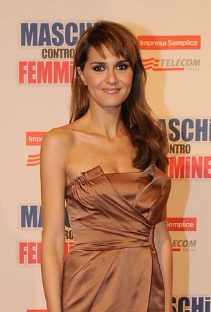 Paola Cortellesi look