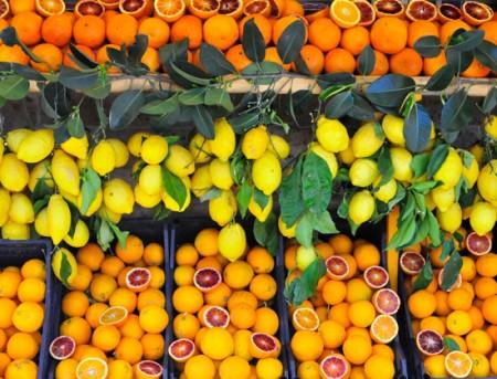 Gli agrumi proteggono dai mali di stagione