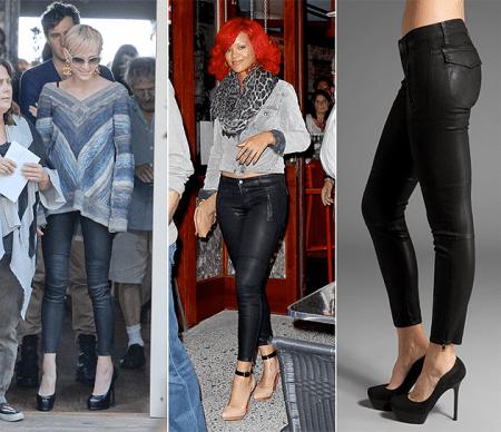 I jeans J Brand Agnes amati dalle star