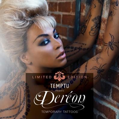 Beyonce tatuaggi