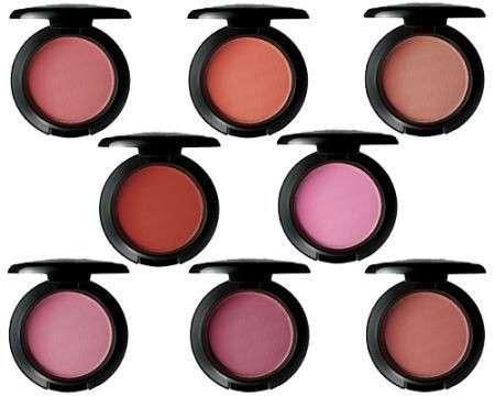 Base trucco: come scegliere il blush