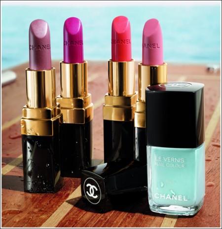 Make up Chanel: nuova collezione Cote d'Azur