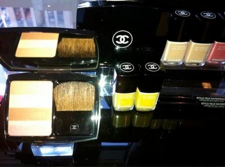 Smalti Chanel: Mimosa, il giallo per l'estate