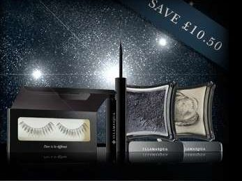 Make up Natale: il Christmas Gift Set di Illamasqua