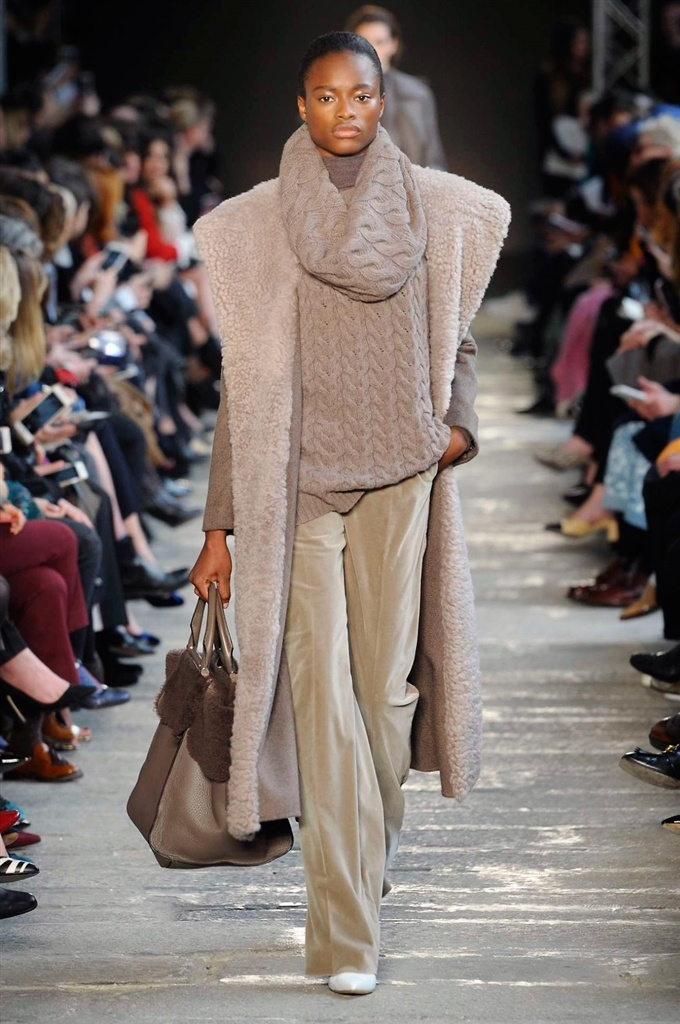 come vestirsi bene in inverno look max mara