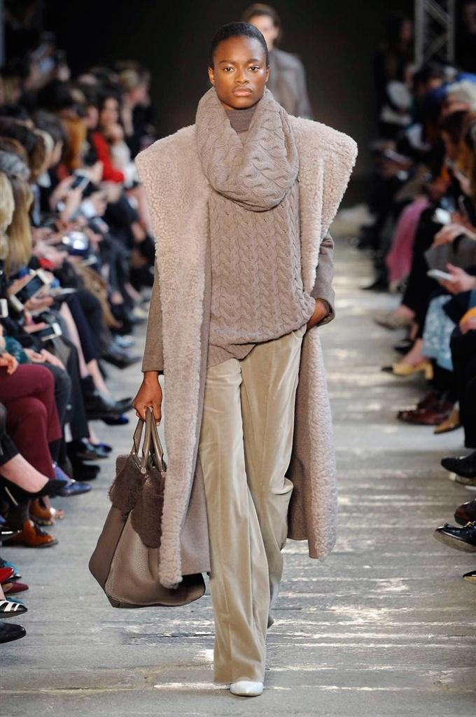 come vestirsi bene in inverno look max mara
