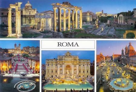 Cosa fare a Roma la sera e durante la giornata