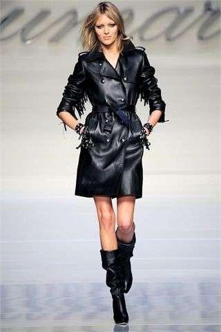 huge selection of 2fce2 e3bc3 Giacca in pelle da donna: tutti i modelli più cool [FOTO ...