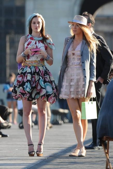 Gossip Girl: lo stile delle protagoniste