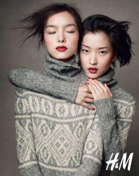 H&M: la prima immagine della Holiday campaign