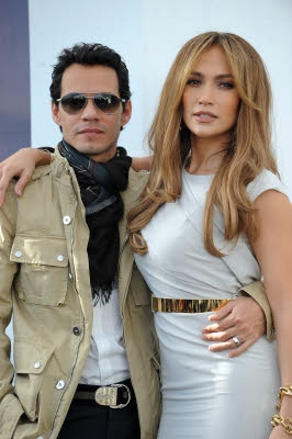 Jennifer Lopez e Marc Anthony designer per Kohl's