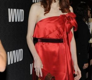 Karen Elson sceglie Marc Jacobs per il party di WWD