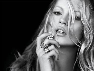 Kate Moss è la più elegante del decennio secondo Vogue