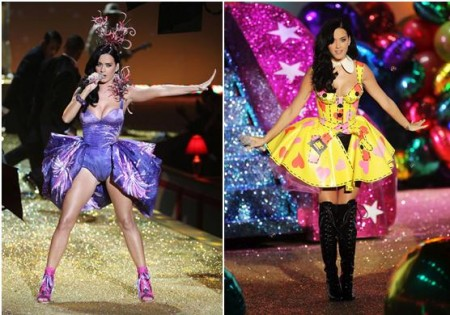 Victoria's Secret: le foto di Katy Perry