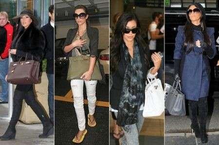 Kim Kardashian e le sue Birkin