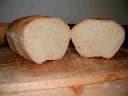 pane bianco e comune
