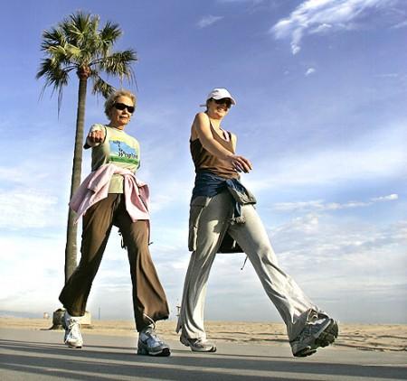 Prevenzione: camminare migliora la qualità della vita