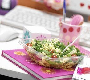 Pausa pranzo e dieta: cosa mangiare?