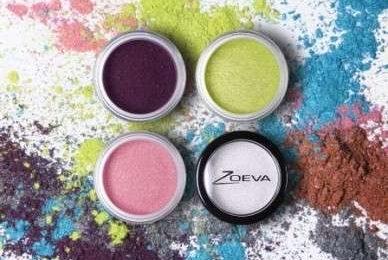 Trucco occhi: i Pure Glam Pigment di Zoeva