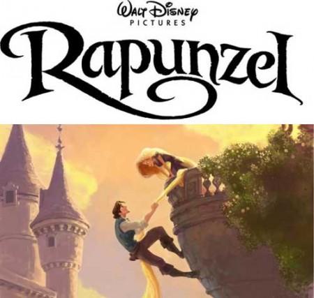rapunzel walt disney