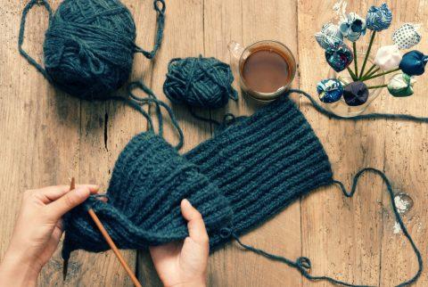 Regali di Natale fai da te fatti a maglia