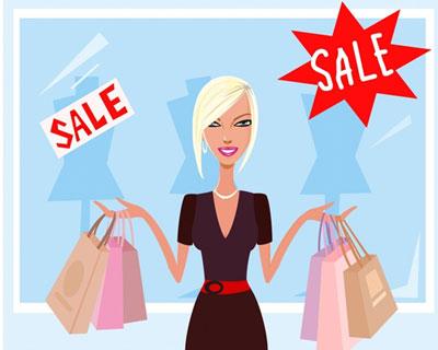 Saldi gennaio 2011: al via la stagione dello shopping