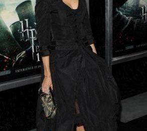 Sarah Jessica Parker con abito Vivienne Westwood Gold Label