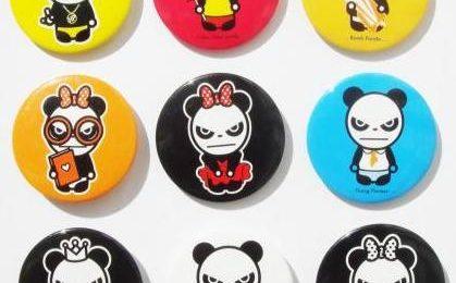 Must have, le spille Hi Panda