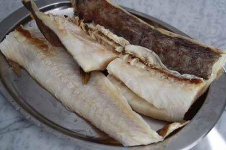 Pesce nella dieta: le proprietà dello stoccafisso