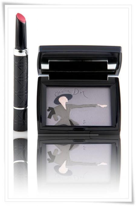 Make up Christian Dior: Tailleur Bar Set per Natale