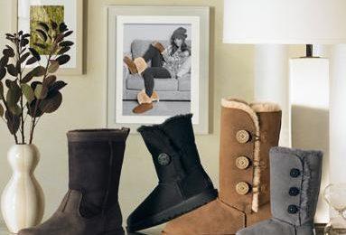 Ugg Australia: scarpe calde e comode per tutte le occasioni