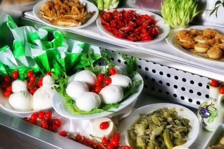 Valori nutrizionali degli alimenti più comuni