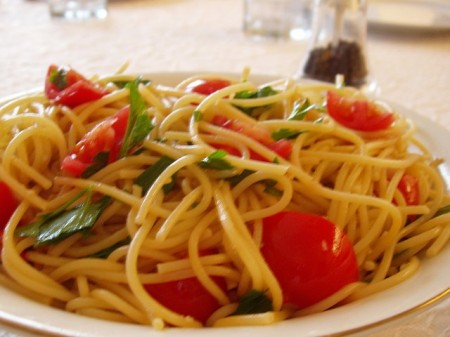 Valori nutrizionali pasta