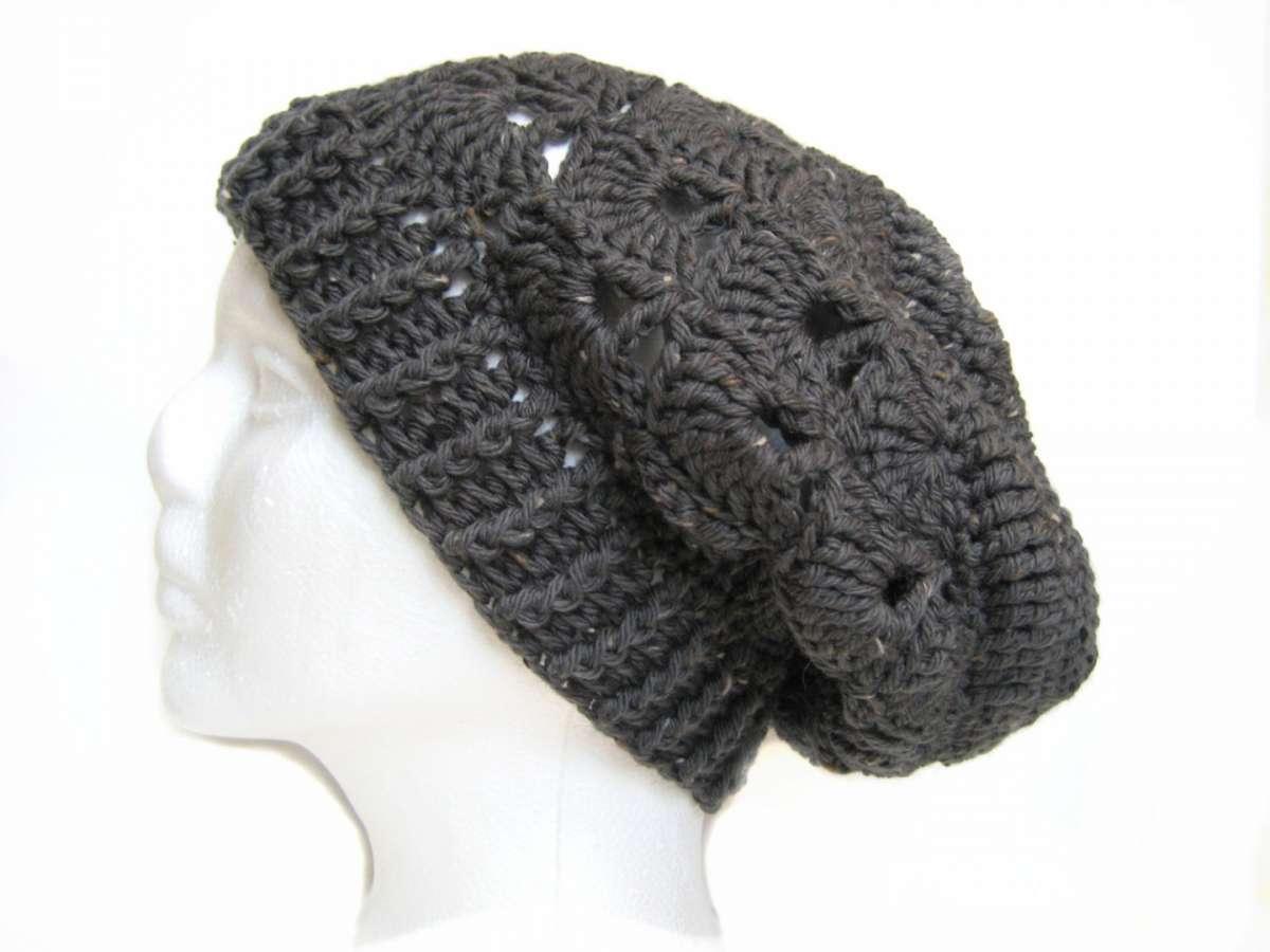 bellissimo stile arte squisita prodotti di qualità Schemi uncinetto: un morbido cappello di lana [FOTO]   Pourfemme