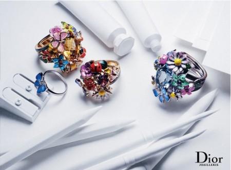Christian Dior gioielli: gli anelli Diorette