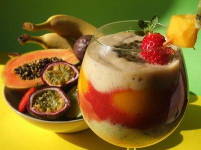 Antiossidanti, il frullato di mela