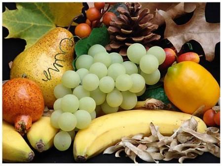 Frutta e verdura per vivere più a lungo