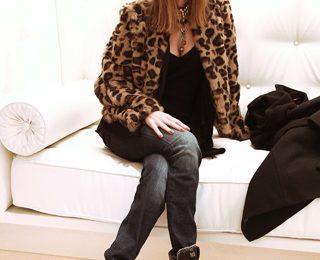 Gaia Bermani Amaral fa shopping da Ballin