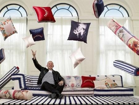 Jean Paul Gaultier home designer per Roche Bobois