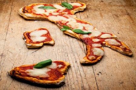 italia pizza large