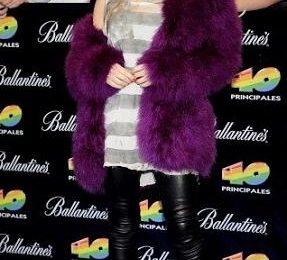 Balmain: il total look di Kylie Minogue